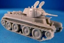 Milicast BR04 1/76 Resin WWII BT7 Fast Tank (Model 1937)