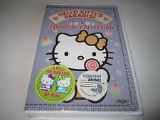 Hello Kitty's Paradise - Essential Collection 1 (DVD, 2003)