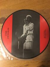 Sting The Police Picture Disc 1985 Dream Of The Blue Turtles Tour Live Milano