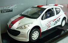 Solido 9068 Peugeot 207 Super 2000 1/18 NEU & in OVP