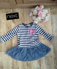 next baby girl 18-24 month dress FREE POSTAGE FAST DISPATCH