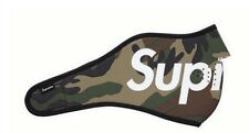 1 X -  Brand New - Supreme Neoprene Face Mask Camouflage  -  3 colors -  Medium