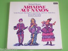 Strauss - Leinsdorf Rysanek Peters Berry - Ariadne auf Naxos# - Decca 3 LP Box