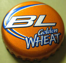 BL GOLDEN WHEAT used Beer CROWN, Bottle CAP, Bud Light, Budweiser, MISSOURI
