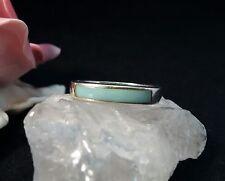 Edelsteinring Ring  Silber 925 mit Stein ??? Größe 58 (18,4 mm Ø)