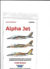 NEW NEW Caracal (48044): Alpha Jet au 1/48