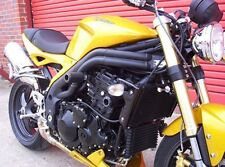 R&G Racing Crash Protectors (Radiator) to fit Triumph Speed Triple 1997-2014