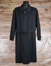 Bugatti Men Wool Over Coat With Belt Size 54, Genuine