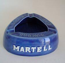 Vintage Ceramic Martell Congac Ashtray