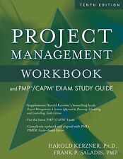 Project Management Workbook and PMP / CAPM Exam Study Guide by Kerzner, Harold