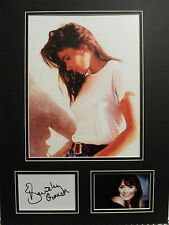BEVERLEY CRAVEN Signed 16x12 Photo Display PROMISE ME COA