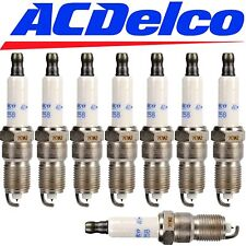 CHEVROLET GMC SPARK PLUGS ACDelco 41-110 Iridium Spark Plugs 12621258 Set of 8