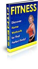 Fitness - Home Workout Ebook On CD $5.95 Plus Resale Rights Free Shipping