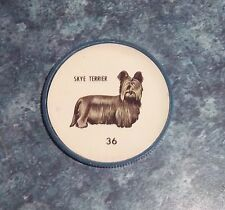 Humpty Dumpty Potato Chips Dogs # 36 Skye Terrier