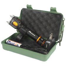 Phixton Bright Attack CREE XML T6 LED Flashlight+1PCS 18650 Battery+Charger+Case