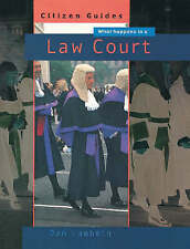 What Happens in a Law Court (Citizen Guides) LAMBETH, D Very Good Book