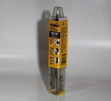 """DeWalt DW1670 15/16"""" x 6"""" Power Ship Auger Drill Bit w/ 7/16"""" Quick Change Shank"""
