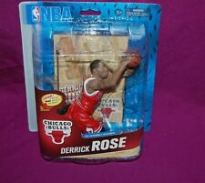 CHICAGO BULLS DERRICK ROSE #1 NBA BASKETBALL SERIES 24 ACTION FIGURE