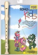 Hal Leonard Songs for Kids Recorder Fun Pack
