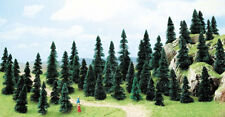Busch 6497 NEW OO/HO 50 BUDGET FIR TREES