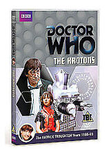 Doctor Who - The Krotons  DVD Patrick Troughton***NEW*** Dr Who Factory sealed!!