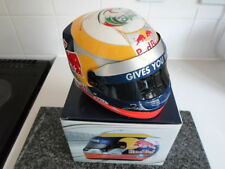 1/2 Scale BELL Helmet Jean-Eric Vergne Formula One Toro Rosso 2013 *SIGNED*