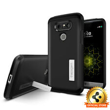 [Spigen Factory Outlet] LG G5 Case [Tough Armor] Black