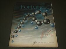1942 JUNE FORTUNE MAGAZINE - GREAT COVER & ADS - F 139
