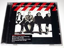 cd-album, U2 - How To Dismantle An Atomic Bomb, CD/DVD, Australia