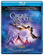Cirque du Soleil: Worlds Away 3D (Blu-ray + 3D Blu-ray)  NEW