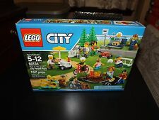 LEGO, CITY, FUN IN THE PARK - CITY PEOPLE PACK, KIT #60134, 157 PIECES, NIP 2016