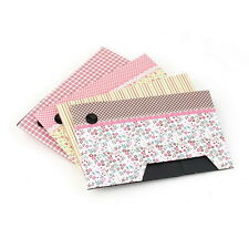 Cute Makeup Cosmetic Stationery DIY Paper Board Storage Desk Organizer Box LD