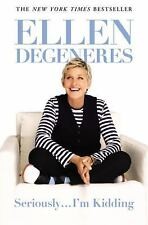 Seriously...I'm Kidding, DeGeneres, Ellen, 0446585041, Book, Good
