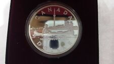 Royal Canadian Mint 150th Anniversary of Toronto .500 Silver Proof Coin