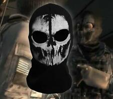Call of Duty : Ghosts COD Thomas A. Merrick's Skull Mask Balaclava Hood Cosplay