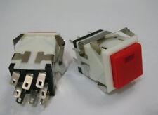 2pcs Push Button 3V Led 120V-250V DPDT Latching Switch,RLKD2 ay