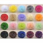 5 Tissue Paper Pom Poms Flower Ball Wedding Party Baby Shower Venue Decoration