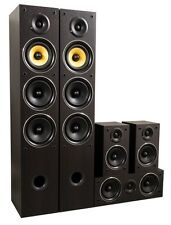 Taga Harmony TAV-506 v.2 540W RMS 5.0-CH Home Cinema Speaker Set - Wenge