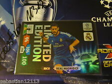 Champions League 2013/2014 Adrenalyn XL ISCO Limited Edition