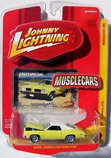 JOHNNY LIGHTNING MUSCLE CARS 1973 PONTIAC GTO 400 CID #3 Rubber Tires