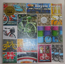 Re-marks Bicycle 500 Piece Puzzle