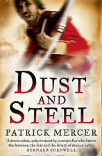 Dust and Steel, Mercer, Patrick, New Book