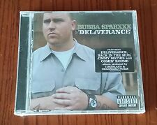 BUBBA SPARXXX - DELIVERANCE - CD SIGILLATO (SEALED)