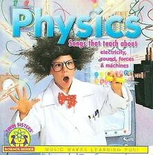Physics Twin Sisters Productions Audio CD