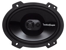 "ROCKFORD FOSGATE 6X8"" PUNCH SERIES 3 WAY FULL RANGE SPEAKERS P1683"