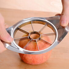 Kitchen Vegetable Stainless Steel Fruit Corer Cutter Slicer Apple Peeler Tool