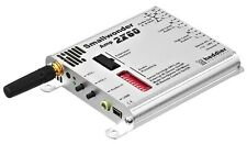 IMG Stage Line SWA-2x60 Ultra compacto Amplificadores de instalación,2x60 WMAX,