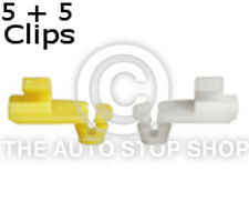 Door lock Rod Clip 4 MM Renault Messenger/Thalia etc 1277re Quantity 5 + 5