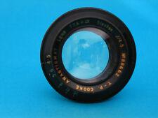 Vintage Cooke Anastigmat Lens, 5inch f4.5 VGC
