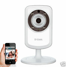 D-Link DCS-933L Cloud Camera Wifi H.264 Day/Night Network Camera +Wi-Fi Extender